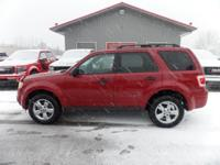 Options:  2011 Ford Escape Visit Auto Group Leasing