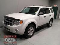 Options:  2011 Ford Escape 4Wd 4Dr Xlt|4 Cylinder