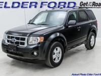 New Price! Clean CARFAX. 2011 Ford Escape XLT Tuxedo