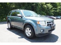 Steel Blue Metallic 2011 Ford Escape XLT Recent