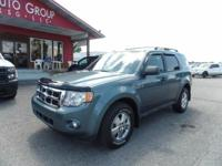 Options:  2011 Ford Escape How About This Versatile