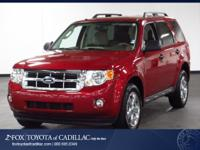 Exterior Color: red, Body: SUV, Engine: 2.5L I4 16V