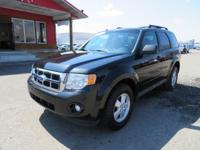 Options:  2011 Ford Escape Heated Leather Seats!