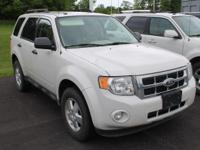 2011 FORD ESCAPE XLT: 2.5L ENGINE, FWD, SYNC, POWER