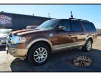 Options:  2011 Ford Expedition El King Ranch|Visit