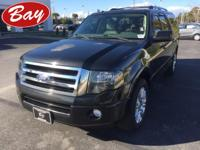 This outstanding example of a 2011 Ford Expedition EL
