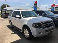 We are excited to offer this 2011 Ford Expedition. Only