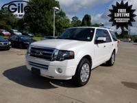 Runs mint!!! This gas-saving 2011 Ford Expedition
