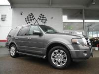 Options:  2011 Ford Expedition Limited 4X4 4Dr