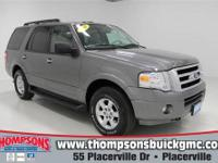 2011 Ford Expedition XLT 4WD is a fine choice for those