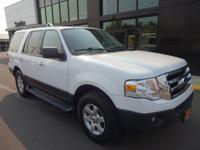 LOW MILES, This 2011 Ford Expedition XL will sell fast