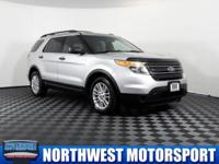 One Owner Clean Carfax SUV with Backup Camera!