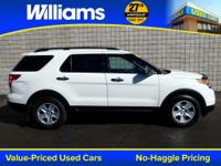 Options:  2011 Ford Explorer Base|Clean Vehicle History