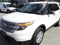 Exterior Color: white suede, Body: SUV, Engine: 3.5L V6