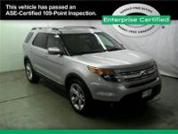 2011 Ford Explorer FWD 4dr Limited Our Location is: