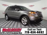 Get Excited for this 2011 Ford Explorer Limited 4X4!