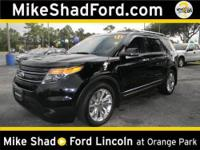2011 FORD Explorer SUV FWD 4dr Limited Our Location is: