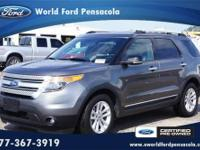 World Ford Pensacola presents this CARFAX 1 Owner 2011