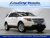 OVERVIEW This 2011 Ford Explorer 4dr FWD 4dr XLT