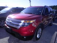 XLT with leather, pwr options and 3rd row seating. Ford