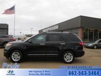 Exterior Color: black, Body: SUV, Engine: 3.5L V6 24V