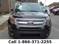 2011 Ford Explorer XLT Features: Warranty - Keyless