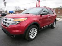 Exterior Color: red candy tinted metallic, Body: SUV,
