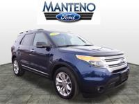 Exterior Color: kona blue metallic, Body: SUV, Engine: