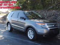 Options:  2011 Ford Explorer Xlt 4Dr Suv|Gray|Exhaust -