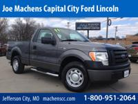 Nice truck! Get ready to ENJOY! The F-150 for a