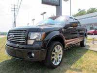 2011 FORD F-150 HARLEY-DAVIDSON EDITION If any option