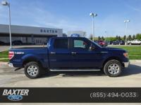 CARFAX 1-Owner, GREAT MILES 53,940! XLT trim. iPod/MP3