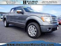 2011 FORD F-150 Our Location is: Hellman Motor Company