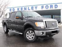 2011 Ford F-150 Crew Cab Pickup XLT Our Location is: Ed