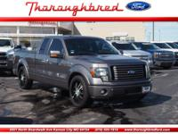 Our 2011 Ford F-150 SuperCab can be classified as one