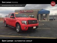 This beautiful 2011 Ford FX2 is the perfect truck you