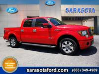 FX2 SPORT PACKAGE! CREW CAB! 3.5L ECOBOOST! LEATHER