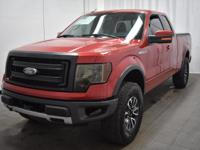 Red Candy Metallic Tinted Clearcoat 2011 Ford F-150 FX4
