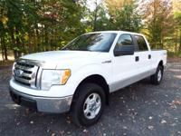This XL Ford F150 Crew Cab 4x4 has been very