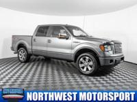Clean Carfax One Owner 4x4 Truck with Backup Camera!