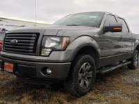 Treat yourself to a test drive in the 2011 Ford F-150!