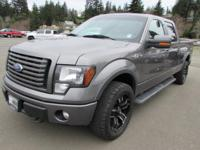 Excellent Condition, CARFAX 1-Owner. FX4 trim. Sunroof,