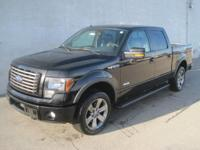 This outstanding example of a 2011 Ford F-150 FX4 4x4