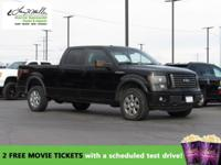 This 2011 Ford F-150 will sell fast -4X4 4WD ABS Brakes