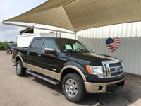 Take command of the road in the 2011 Ford F-150! An