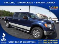 Used 2011 Ford F-150, DESIRABLE FEATURES: a BACKUP