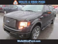4WD SuperCrew 145 FX4 - POWER MOONROOF - NAVIGATION -