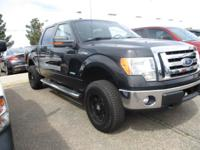 Outstanding design defines the 2011 Ford F-150! You'll