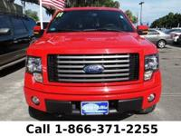 2011 Ford F-150 FX4 Features: One Owner - Keyless Entry
