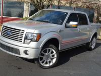 Very rare 2011 FORD F-150 HARLEY DAVIDSON LIMITED